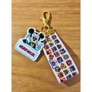 ディズニー(Disney)の【再販!】ディズニー キーホルダー レトロセット(キーホルダー)