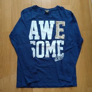 ディーゼル(DIESEL)のDIESEL Tシャツ②サイズ12 長袖カットソー(Tシャツ/カットソー)