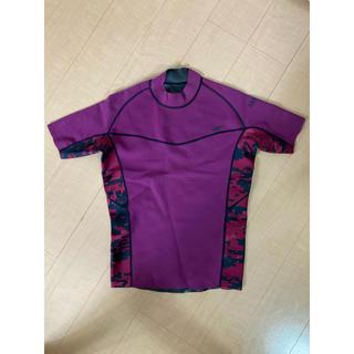 GULL - GULL ウェットスーツ 半袖 LLサイズ(XL)