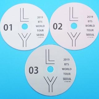 防弾少年団(BTS) - BTS 防弾少年団 バンタン2019 WORLD TOUR SEOUL3枚セット