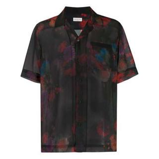 DRIES VAN NOTEN - DRIES VAN NOTEN 2020SS フローラルシャツ サイズ52