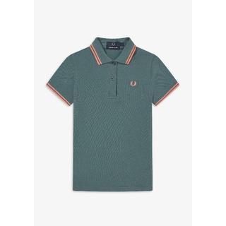 FRED PERRY - 「新品」[フレッドペリー] ポロシャツ G12 ウィメンズ