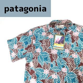 patagonia - 未使用品 パタゴニア patagonia パタロハ アロハシャツ