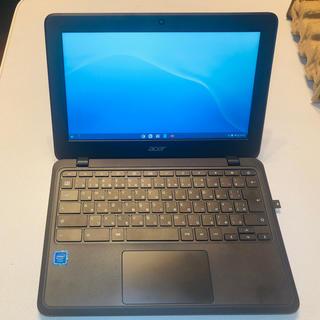 エイサー(Acer)のAcer Chromebook11  C732-H14M  今年の5月に購入(ノートPC)