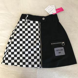 ピンクラテ(PINK-latte)の☆新品☆ ピンクラテ スカート 150(スカート)