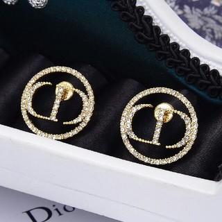 Dior デイオール ピアス