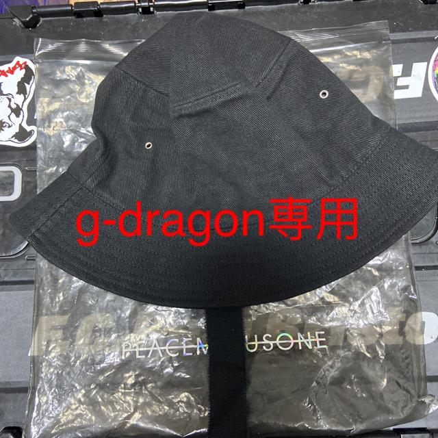 PEACEMINUSONE(ピースマイナスワン)のg-dragonさん専用 メンズの帽子(ハット)の商品写真