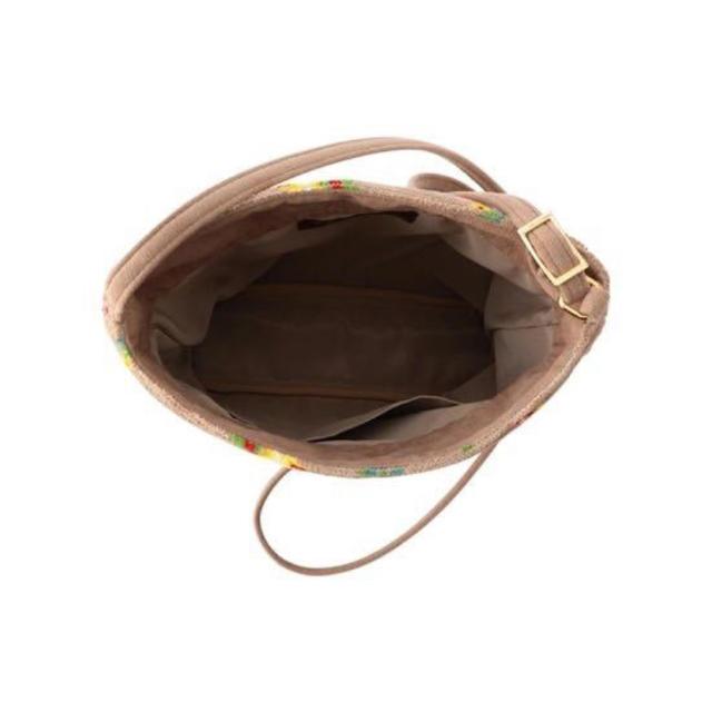FEILER(フェイラー)のフェイラー 巾着ショルダーバッグ♪ レディースのバッグ(ショルダーバッグ)の商品写真