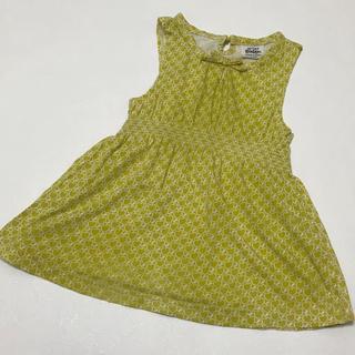 ボーデン(Boden)のイギリスの可愛い子供服mini-bodenのチュニック(Tシャツ/カットソー)