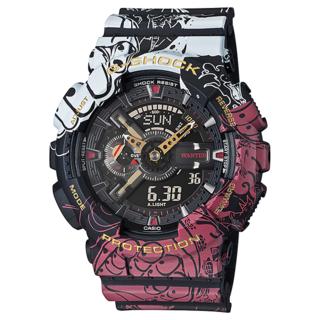 カシオ(CASIO)のONE PIECE G-SHOCK GA-110JOP-1A4JR ワンピース(腕時計(デジタル))