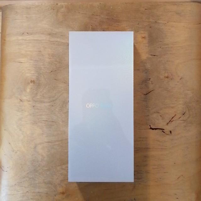 ANDROID(アンドロイド)のOPPO Reno a 128GB Black スマホ/家電/カメラのスマートフォン/携帯電話(スマートフォン本体)の商品写真