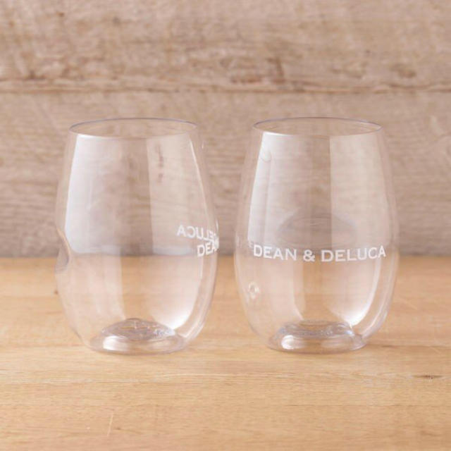 DEAN & DELUCA(ディーンアンドデルーカ)のディーンアンドデルーカ ワインカップ セット インテリア/住まい/日用品のキッチン/食器(グラス/カップ)の商品写真