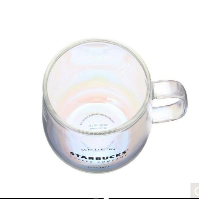 Starbucks Coffee(スターバックスコーヒー)のスタバ オーロラ マグ インテリア/住まい/日用品のキッチン/食器(グラス/カップ)の商品写真