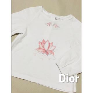 baby Dior - ベビーディオール baby Dior  長袖 ロンT 80