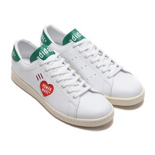 adidas - adidas STAN SMITH HUMAN MADE White Green