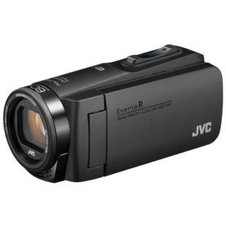 ケンウッド(KENWOOD)のJVC Everio R GZ-RX680-B ブラック(ビデオカメラ)