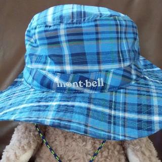 mont bell - mont-bell キッズ帽子 Sサイズ