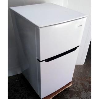 冷蔵庫 2019年製 小型 2ドア 省エネ設計 ハイセンス