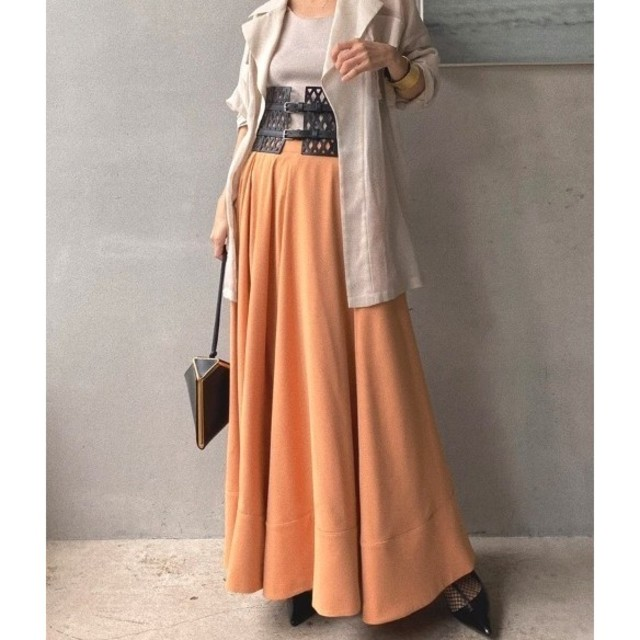 Ameri VINTAGE(アメリヴィンテージ)の新品タグ付き アメリヴィンテージ メッシュワイドベルト レディースのファッション小物(ベルト)の商品写真