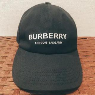 バーバリー(BURBERRY)の【気まぐれ値下げ】Burberry キャップ(キャップ)