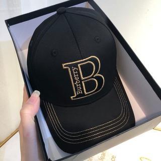 バーバリー(BURBERRY)のBURBERRY モノグラム ベースボールキャップ(キャップ)