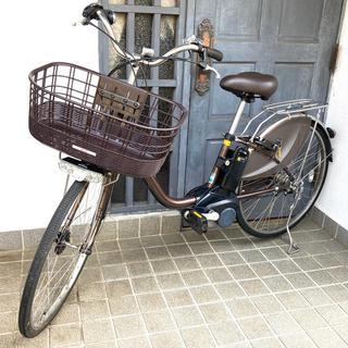 パナソニック(Panasonic)の電動自転車 Panasonic ビビ・26インチ 2015年12月 発売モデル(自転車本体)