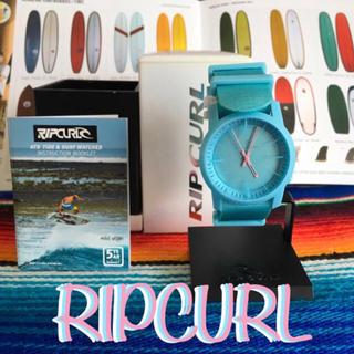 ロキシー(Roxy)のRIPCURLリップカール US限定デザイン ダイバーウォッチ 腕時計 ベルト付(腕時計)