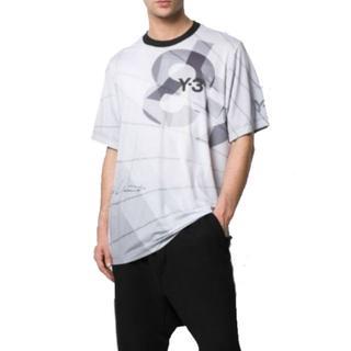 Y-3 - Y-3 ワイスリー Football メッシュ Tシャツ