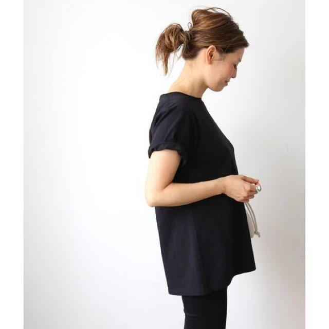 DEUXIEME CLASSE(ドゥーズィエムクラス)の新品☆Deuxieme Classe CALUX A LINE Tシャツ レディースのトップス(Tシャツ(半袖/袖なし))の商品写真