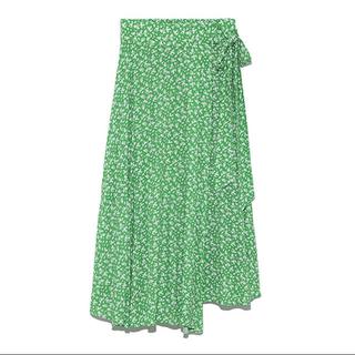 Mila Owen - ミラオーウェン ロング 巻きスカート サイズ1  マキシ Mila Owen