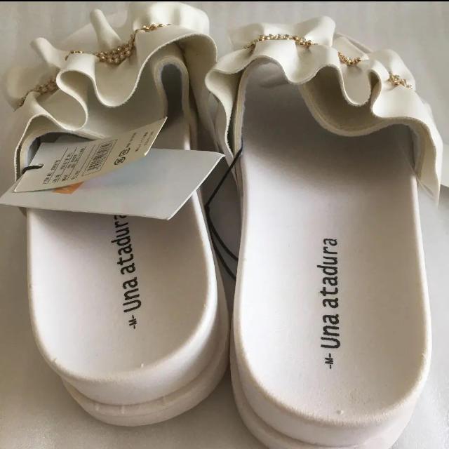 ヒールサンダル レディースの靴/シューズ(サンダル)の商品写真