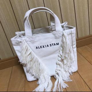 ALEXIA STAM - ALEXIA STAM トートバッグ