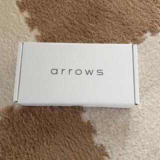 アローズ(arrows)のarrows M05 SIMフリー ブラック(スマートフォン本体)