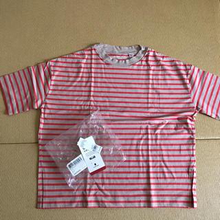グローバルワーク(GLOBAL WORK)のUVケア クルーTシャツ (Tシャツ(半袖/袖なし))