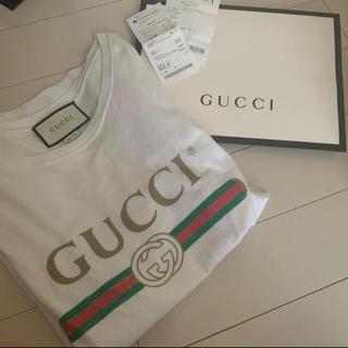 グッチ(Gucci)のGUCCI(Tシャツ(半袖/袖なし))