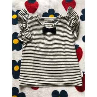 ベベ(BeBe)のbirthday party Tシャツ 80(Tシャツ)