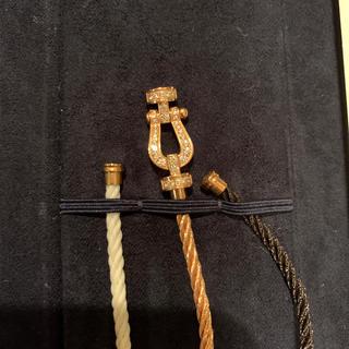 フレッド(FRED)のFRED ブレスレット 18kピンクゴールド 14サイズ(ブレスレット/バングル)