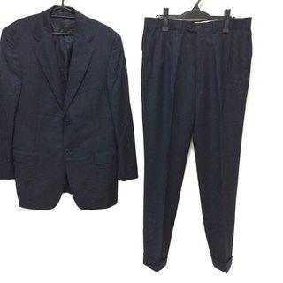 エルメネジルドゼニア(Ermenegildo Zegna)のゼニア シングルスーツ サイズ50 メンズ -(セットアップ)