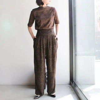 BEAUTY&YOUTH UNITED ARROWS - clane ペイズリータックパンツ