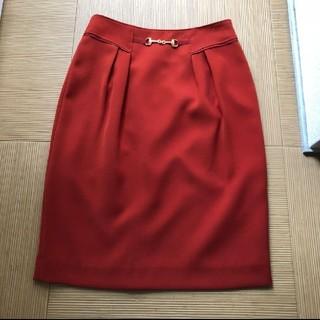 スーツカンパニー(THE SUIT COMPANY)の【美品】タイトスカート スーツカンパニー(ひざ丈スカート)