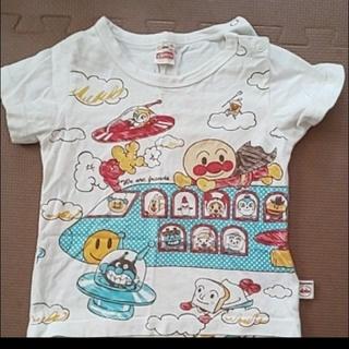 アンパンマン Tシャツ 80 90cm 飛行機 男の子 女の子