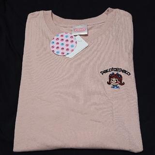 サンリオ - ペコちゃんTシャツ【新品・タグ付き】Lsize❣️ゆうパケットにてお届け致します