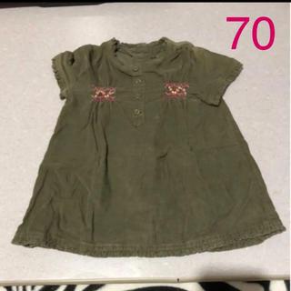 ZARA - 女の子  ZARA  ワンピース★70