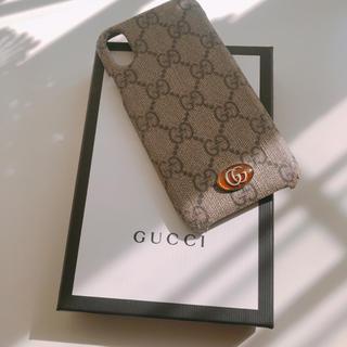 グッチ(Gucci)のGUCCI iPhoneケース (iPhoneケース)