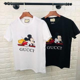 Gucci - GUCCI グッチ Tシャツ 半袖  2枚8000円送料込み 04