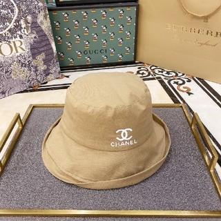 ❤激安❤シャネル ノベルティ  バケットハット 帽子
