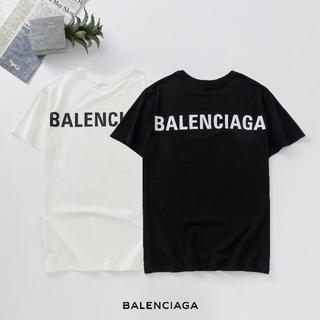Balenciaga - 2枚8000円 BALENCIAGA バレンシアガ Tシャツ 半袖 05