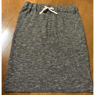 BEAUTY&YOUTH UNITED ARROWS - ビューティ&ユース 膝丈スカート