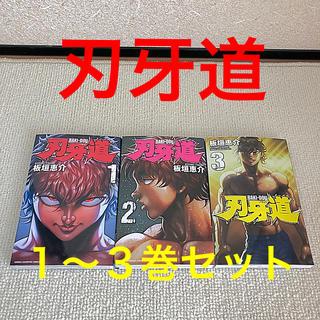 アキタショテン(秋田書店)の刃牙道(少年漫画)