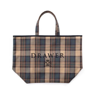 ドゥロワー(Drawer)の【新品未使用】DRAWER 2020FW ノベルティ (トートバッグ)